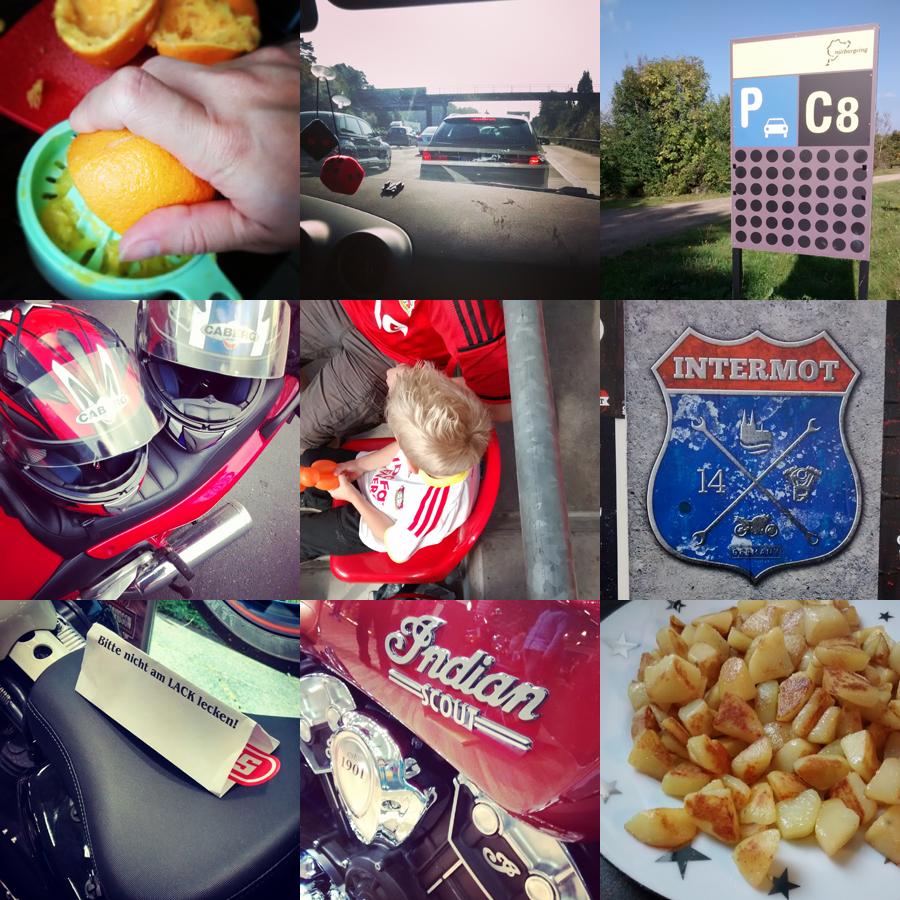 Insta-wochenende-sapri-design-intermot-köln-bayer-leverkusen-fußball-motorrad-nürburgring