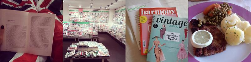 insta-wochenende-sapri-design-burda-vintage-fifties-zeitschriften-gone-girl-lesen