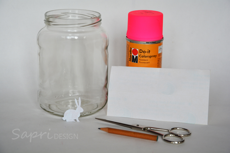 sapri-design-diy-windlicht-ostern-osterhasen-kerzen-Glas-Sprühfarbe-sprühdose-last-minute-oster-deko
