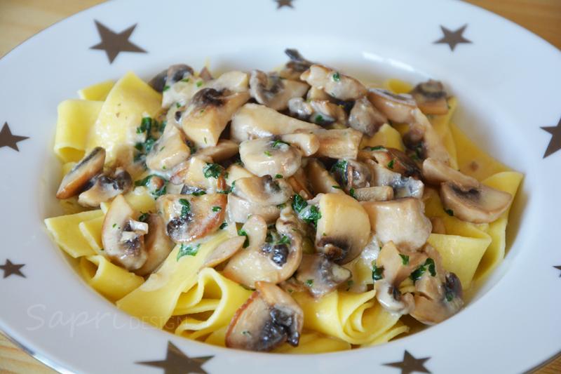 sapri-design-wochenendrezept-rezept-wochenende-kochen-pilzpfanne-nudeln-champignons-2
