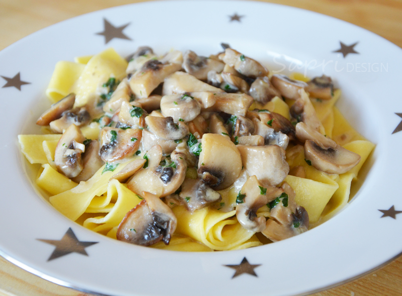 sapri-design-wochenendrezept-rezept-wochenende-kochen-pilzpfanne-nudeln-champignons
