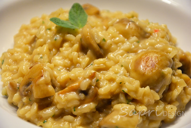 sapri-design-wochenend-rezept-pilz-risotto-champignons