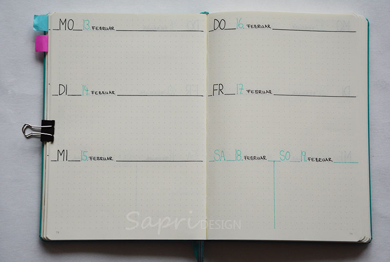 sapri-design-blog-bullet-journal-journaling-bujo-wochenübersicht-einkaufsliste-stabilo-edding-fineliner-kalender-planer-planner-leuchtturm-13