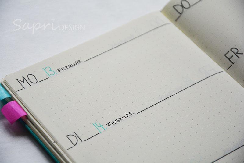 sapri-design-blog-bullet-journal-journaling-bujo-wochenübersicht-einkaufsliste-stabilo-edding-fineliner-kalender-planer-planner-leuchtturm-2